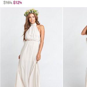Show Me Your Mumu BM dress. NWT. Medium